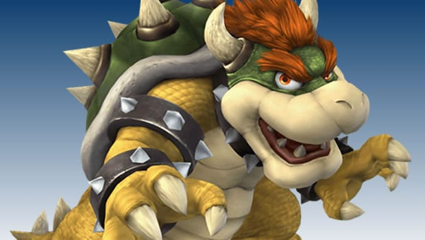 12.) Bowser (Donkey Kong / Mario Bros. Franchise - Nintendo)