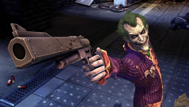2.) Joker / Harley Quinn (Batman franchise, Warner Bros. Interactive Entertainment)