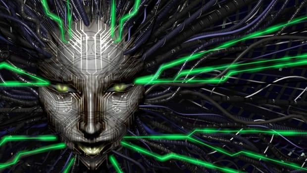 9.) SHODAN (System Shock franchise, Eidos/EA)