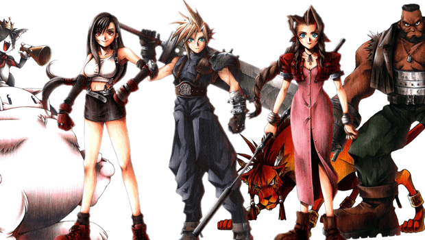 7933 final fantasy vii 1920x1200 game wallpaper Top ten RPG clichés in video games