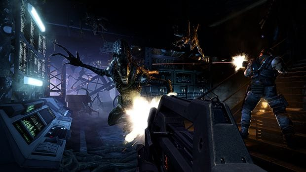 Aliens Colonial Marines preview thumb large Hit Points    Aliens: Colonial Marines