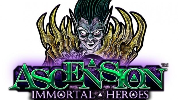 Ascension Immortal Logo e1360709024536 Ascension Online and for Android launches on Kickstarter
