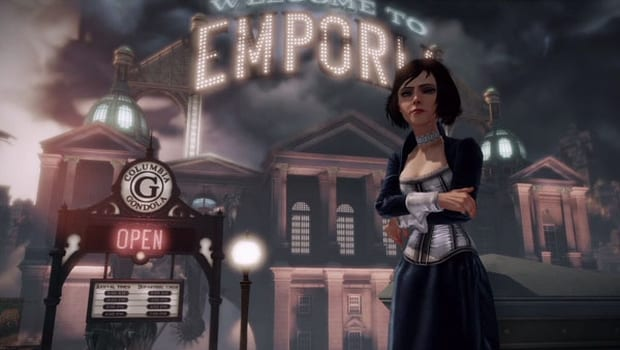 BioInfinite Bioshock Infinite   Lamb of Columbia trailer