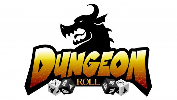 Dungeon Roll Logo