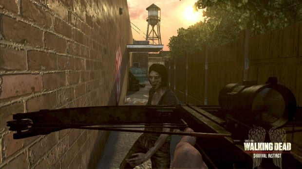 First Screenshots from The Walking Dead Survival Instinct (1)