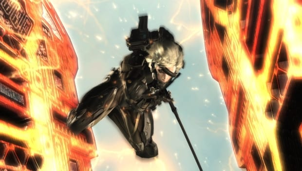 MetalGearRisingRevengeance The first 45 minutes of Metal Gear Rising: Revengeance
