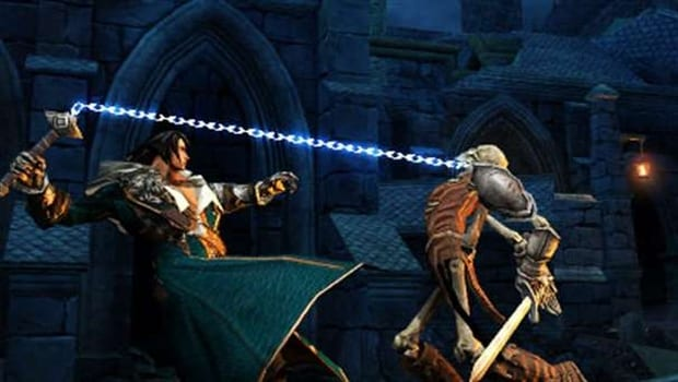 Mirror of fate New Castlevania: Lords of Shadow   Mirror of Fate screens