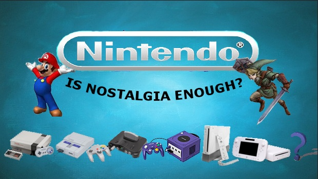 Nintendo Lead1 Is nostalgia enough? Nintendo's future in gaming