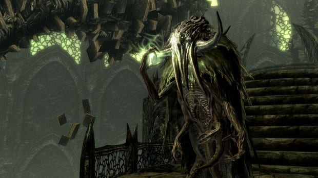 Seeker e1360810649581 Skyrim: Dragonborn Now Available on Playstation 3