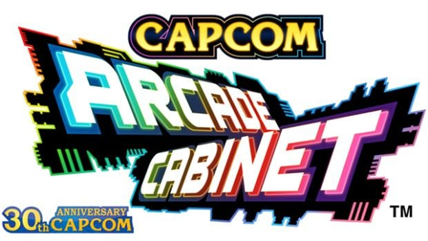 capcom arcade cabinet header Capcom Arcade Cabinet: quarters not required