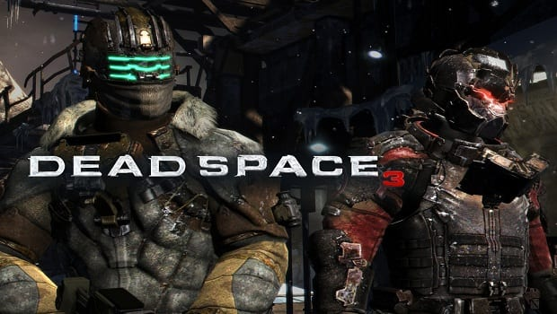ds3 logo1 Dead Space 3 brings the scary once again