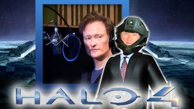 halo4 e1360211035632 Conan Kills Himself in His Review of Halo 4