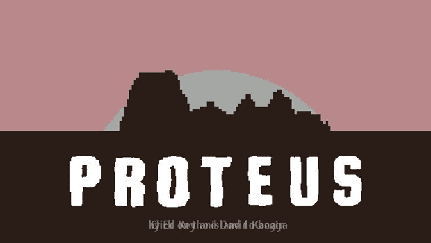 leadin Proteus   Art, exploration and 8 bit 3D