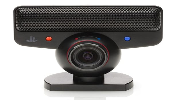 PS4 Eye sports dual cameras