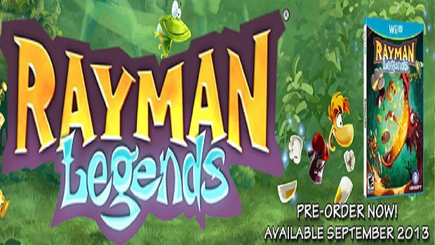 rayman legends delay1 Ubisoft announces exclusive Rayman Legends demo for Wii U after outcry