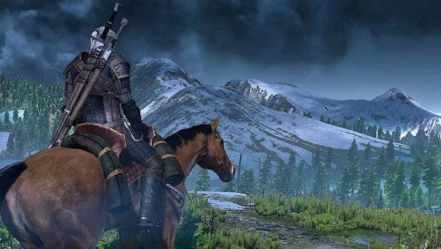 wBFRnzh CD Projekt Red releases Witcher 3 screens and title teaser