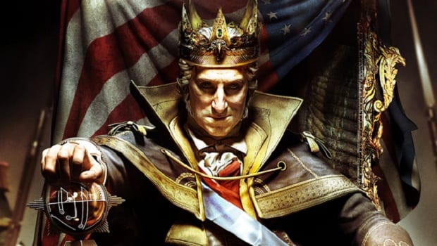 3. Assassin's Creed 3: The Tyranny of King Washington [Xbox 360, PS3, Wii U, PC]