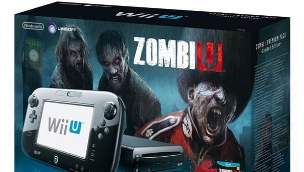 4. ZombiU Wii U Bundle