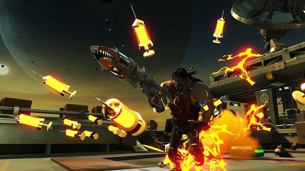 10 Loadout screens are outrageous, violent, fun.