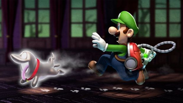 I ain't afraid of no ghost -- Nintendo Download: March 21, 2013 | GAMING TREND