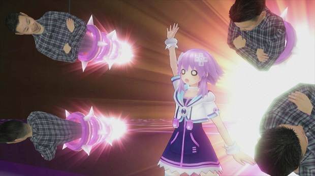 20121211144757 Hyperdimension Neptunia Victory on store shelves today