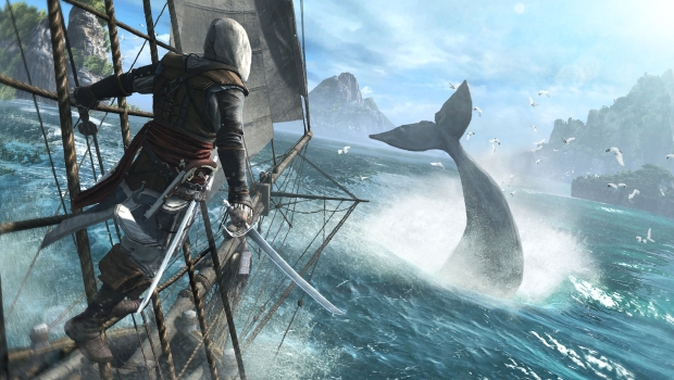 Assassins Creed IV Black Flag Assassins Creed IV Black Flag gameplay video unveiled