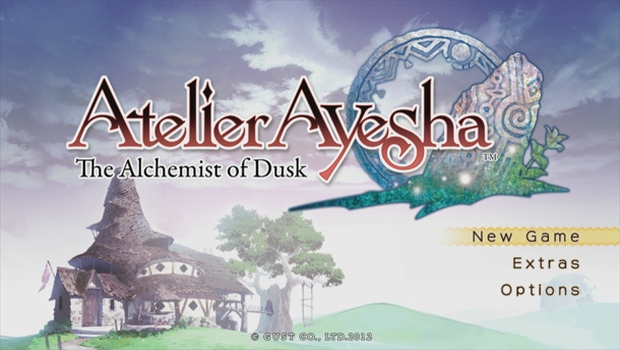 Atelier Ayesha The Alchemist of Dusk