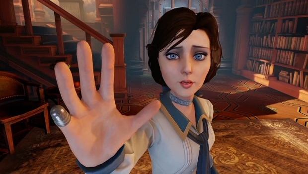 Bioshock Infinite Elizabeth Irrational Games releases video on the making of Bioshock Infinites Elizabeth