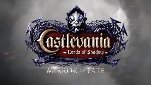 Castlevania Lords of Shadow Mirror of Fate We welcome Castlevania: Lords of Shadow   Mirror of Fate to the 3DS