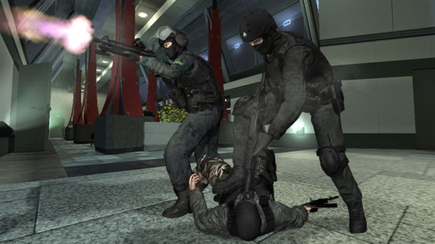 CounterTerrorist group 7 555 New Shooter From Counter Strike Co Creator Goes Live in Open Beta