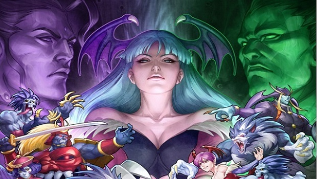 Darkstalkers Resurrection [XBLA / PSN]