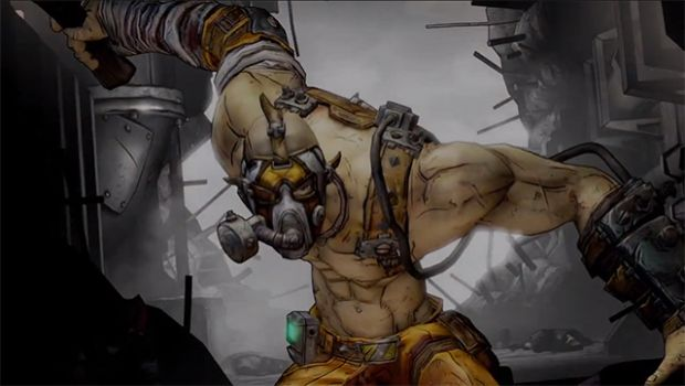 Krieg Gearbox announces new Borderlands 2 loot at PAX East