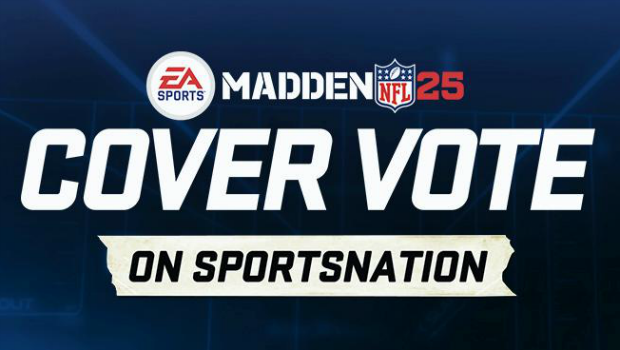 MaddenCoverVote ESPNs Sportsnation gives fans the Madden Cover Vote