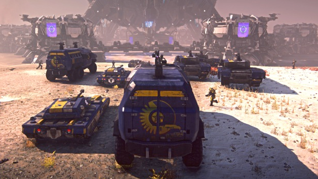 PS2update Planetside 2 patched, adds virtual reality training center