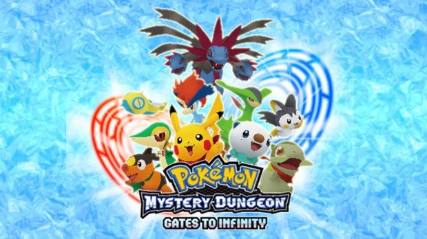 PokemonMD3DS e1363926509616 Pokémon Mystery Dungeon: Gate to Infinity Review