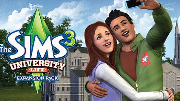 The Sims 3 University Life [PC]