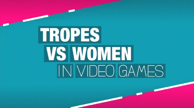 TvWiVG First episode of Tropes vs. Women in Video Games released