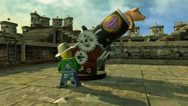 Grand Theft LEGO — LEGO City Undercover review – GAMING TREND