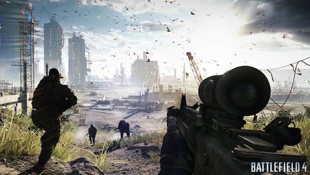 battlefield4screen1large2 Dice premieres 17 minute gameplay video for Battlefield 4, announcement trailer