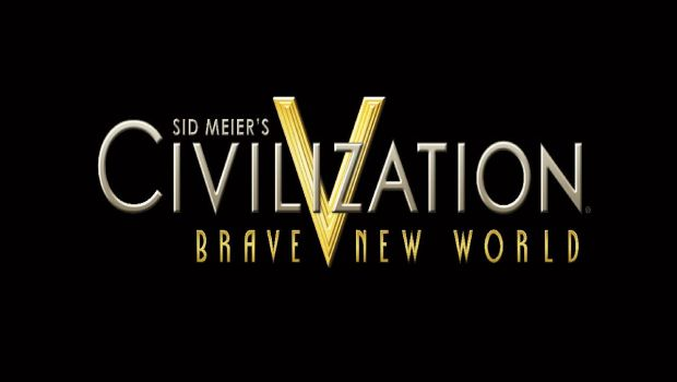 civ v logo Brave New World Expansion Pack Coming for Civilization V