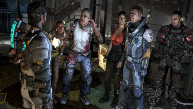 deadspace [UPDATED] EA scraps Dead Space 4, citing disappointing sales
