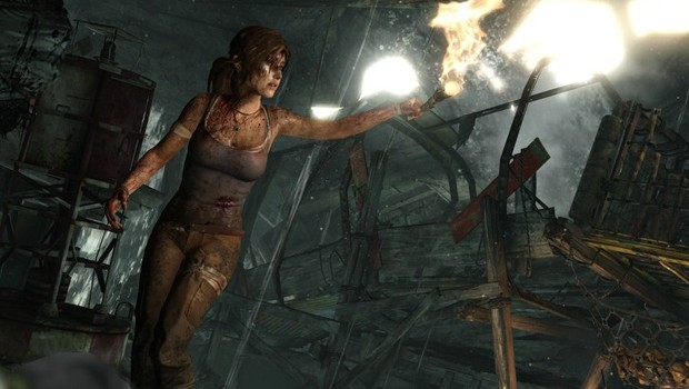 e3 tombraide e1362641598840 Rise of The Tomb Raider Revealed