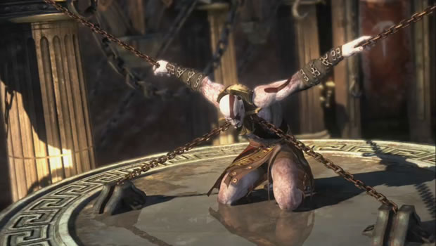 gow1 Let slip the dogs   we review God of War: Ascension