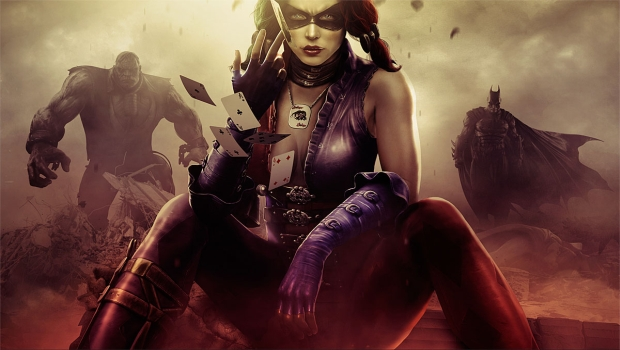 harley quinn Harley Quinn joins the Injustice cast