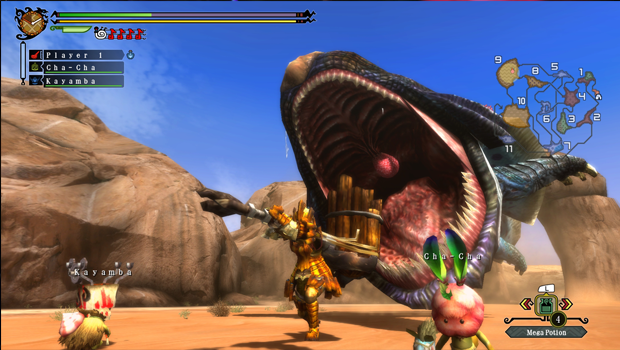 mhli Monster Hunter 3 Ultimate screenshots added