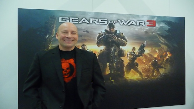 mike capps gears epic games Mike Capps Announces Change in Plans, Complete Withdrawal from Epic Games