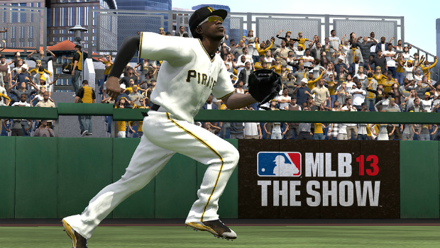 mlb13review Even without PEDs, MLB 13 shows its muscle   MLB 13: The Show Review