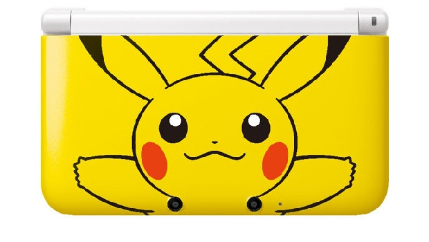 pikachu 3ds xl 1 The Pikachu 3DS XL Volt Tackles Its Way to North America