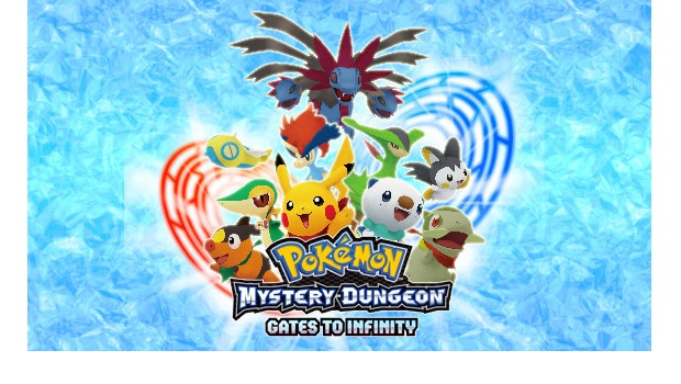 pokemon mystery dungeon gates to infinity Pokemon Mystery Dungeon: Gates To Infinity is on its way