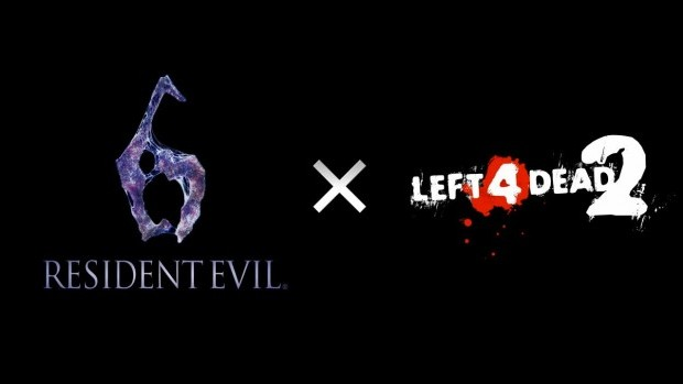 re6l4d2leadin e1363395556278 Resident Evil 6 and Left 4 Dead 2 crossover fun